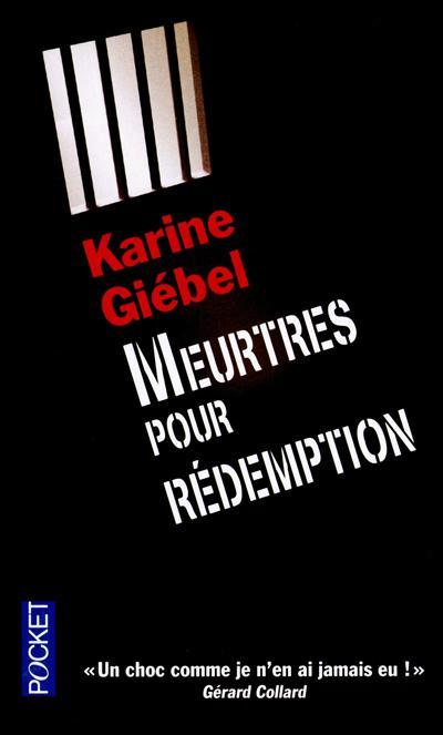 Meurtres pour rédemption de Karine Giebel dans Thriller 9782266180740
